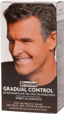 Grecian GRADUAL CONTROL Gel für dunkles Haar