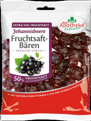 FRUCHTSAFT-Bären Johannisb.50% Fruchts. apo.exkl.