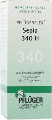 PFLÜGERPLEX Sepia 340 H Tabletten