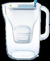 BRITA fill & enjoy Wasserfilter Style blau