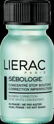 LIERAC Sebologie Anti-Pickel-Konzentrat