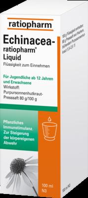 Echinacea-ratiopharm Liquid
