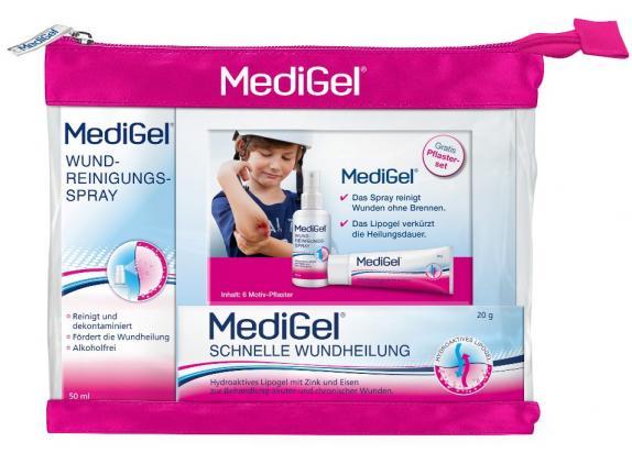 MediGel Wundversorgungsset