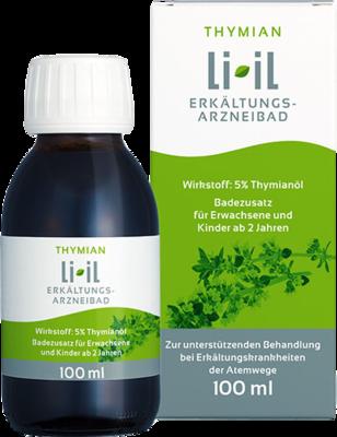 Thymian Li-iL Erkältungs-Arzneibad 5%