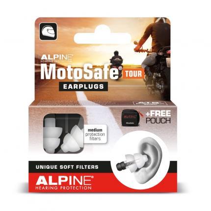 ALPINE MotoSafeTour EARPLUGS