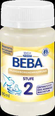 NESTLE BEBA Frühgeborenen Nahrung Stufe 2 flüss.