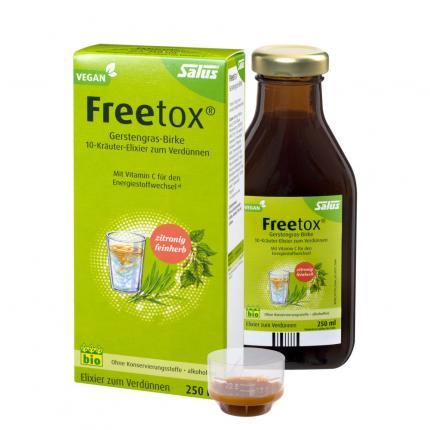 Freetox Gerstengras-Birke