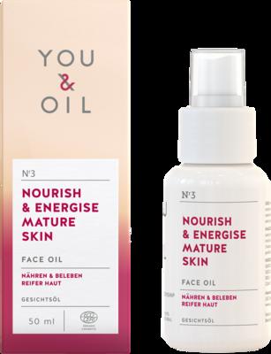 YOU & OIL Gesichtsöl reife Haut