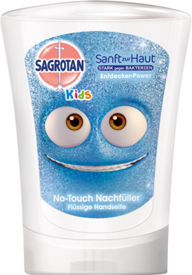 SAGROTAN Kids No-Touch Nachfüller Entdecker Power