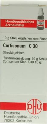 CORTISONUM C 30 Globuli