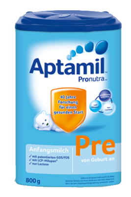 APTAMIL Pronutra Pre Anfangsmilch SAFEBOX Pulver