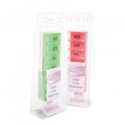 PILLMATE 7 Tage Tabletten Dispenser maxi