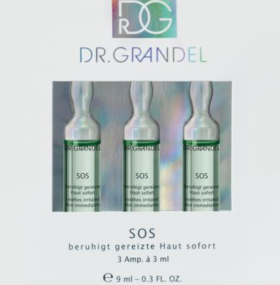 GRANDEL Professional Collection SOS Ampullen
