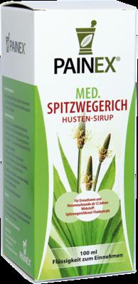 Medizinischer Spitzwegerich Husten-Sirup Painex