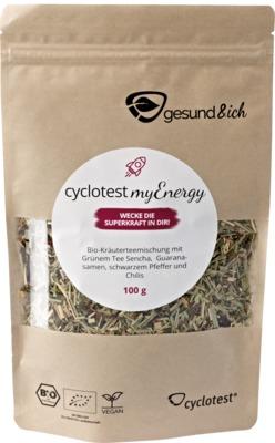 cyclotest myEnergy Tee