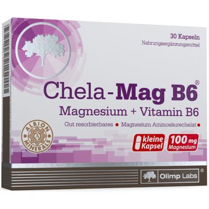 Olimp Labs Chela - Magnesium B6 Kapseln