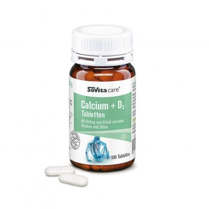 SOVITA care Calcium+D3 Tabletten