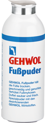 GEHWOL Fußpuder Str.Ds.