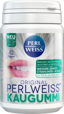 PERLWEISS Kaugummi Original
