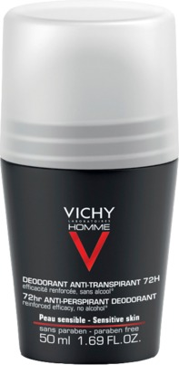 VICHY HOMME Deo Anti Transpirant 72h Extreme Cont.