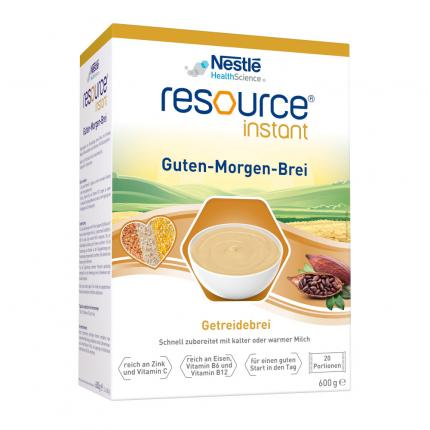 Resource Instant Guten-Morgen Brei