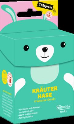 SIDROGA TEExpress Kräuter Hase