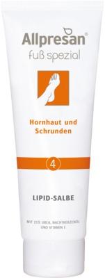 Allpresan Fuß spezial Nr. 4 Lipid-Salbe Hornhaut & Schrunden