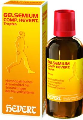 GELSEMIUM COMP.Hevert Tropfen