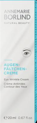 BÖRLIND Augenfältchen Creme