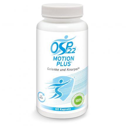 Osp22 Motion Plus Gelenke Und Knorpel Kapseln
