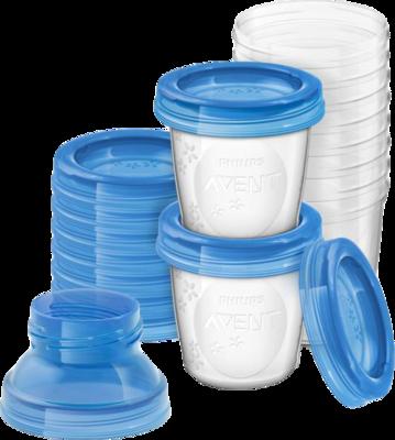 AVENT Aufbewahrungssystem für Muttermilch