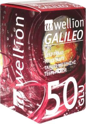 WELLION GALILEO Blutzuckerteststreifen