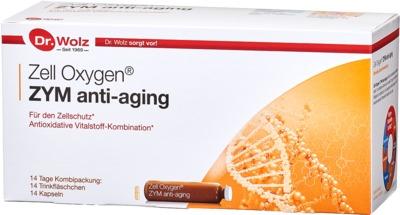 ZELL OXYGEN ZYM Anti Aging 14 Tage Kombipackung