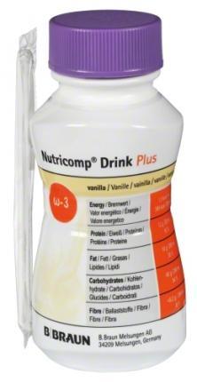 Nutricomp Drink Plus Vanille