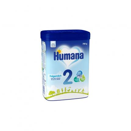 Humana Folgemilch 2 Pulver