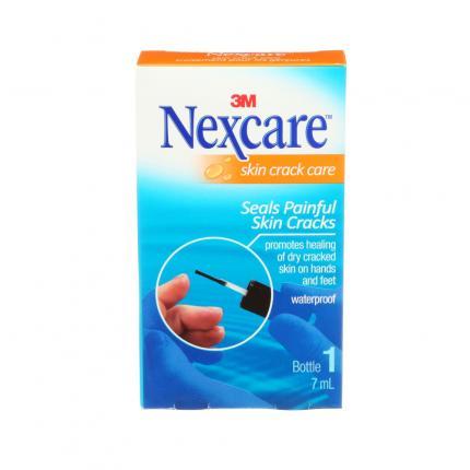 Nexcare Skin Crack Care Fläschchen Mit Pinsel