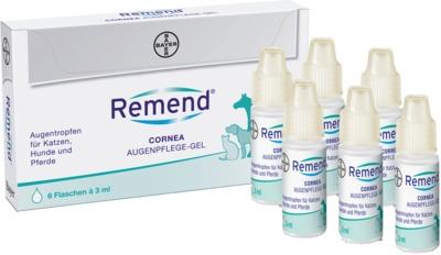 Remend CORNEA AUGENPFLEGE-GEL für Hunde/Katzen/Pferde
