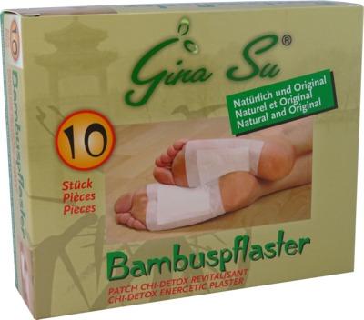 BAMBUSPFLASTER Gina Su Vitalpflaster