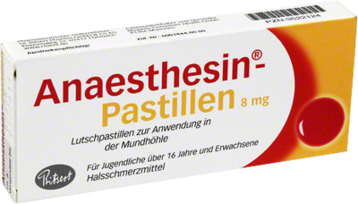 Anaesthesin