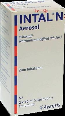 Intal N Aerosol 1mg/Hub