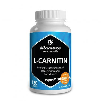 L-CARNITIN 680 mg vegan
