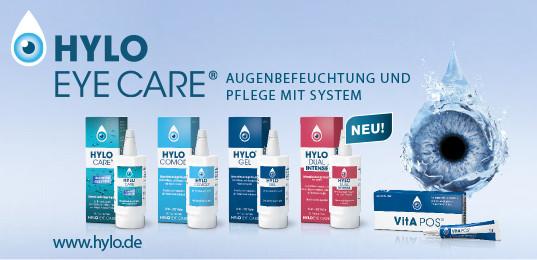 Hylo Eye Care Produkte