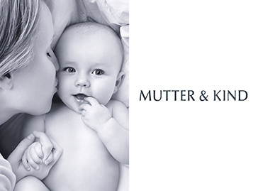 Eucerin Mutter und Kind