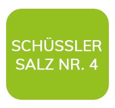 Homöopathiefuchs Schüssler Salz Nr. 4
